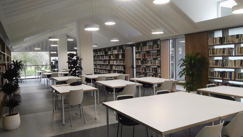 Biblioteca de Salinas